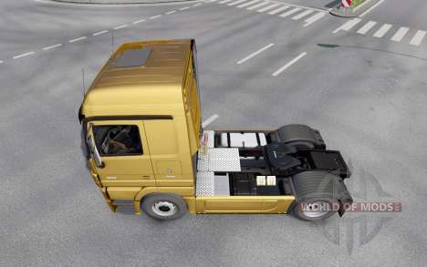 Mercedes-Benz Actros 1865 (MP2) 2005 for Euro Truck Simulator 2