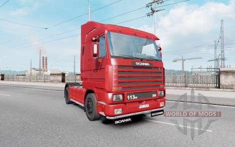 Scania R113M 360 Streamline for Euro Truck Simulator 2