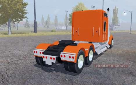 Kenworth T904 for Farming Simulator 2013