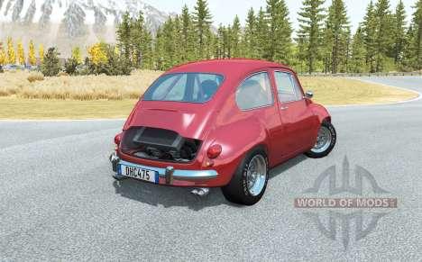 Autobello Piccolina SBR Swap for BeamNG Drive