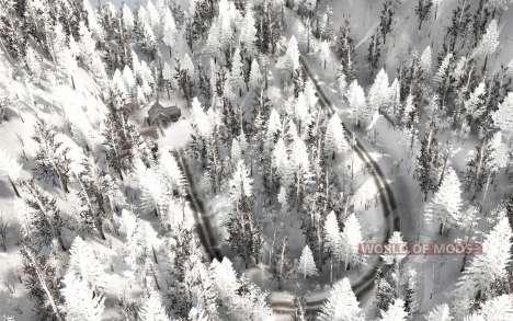 The harsh winter for Spintires MudRunner