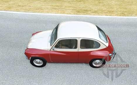 Autobello Piccolina Two Tone for BeamNG Drive