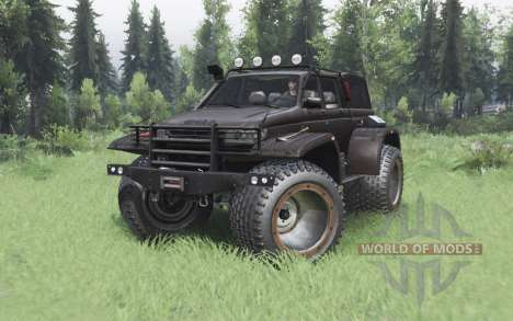 Yamal H-4 L 2013 for Spin Tires