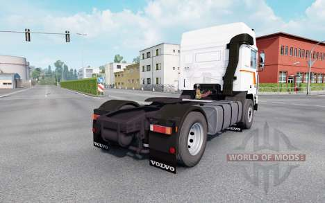Volvo F16 v1.33 for Euro Truck Simulator 2