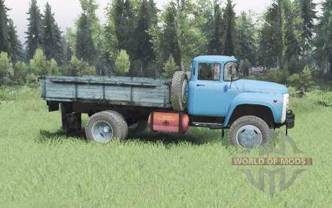 ZIL 130 4x4 v4.0 for Spin Tires