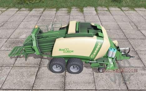 Krone BiG Pack 1290 HDP (XC) for Farming Simulator 2017