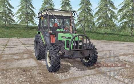 Zetor 7245 forest for Farming Simulator 2017