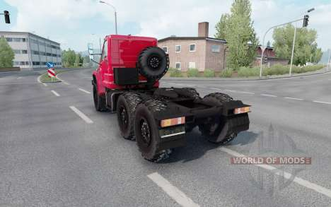 Ural 44202-5311-74Е5 Next for Euro Truck Simulator 2