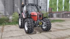 Same Fortis 190 Forestry Edition for Farming Simulator 2017