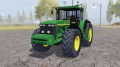 John Deere 8410 front weight for Farming Simulator 2013
