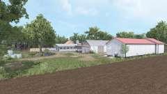 Typowa Polska Wies for Farming Simulator 2015