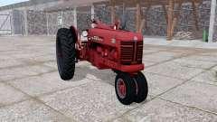 Farmall 300 dark red for Farming Simulator 2017