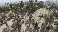 Three lumberjack v2.0 for MudRunner