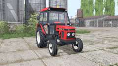 Zetor 7711 dual rear for Farming Simulator 2017