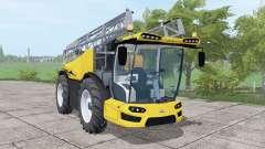 Challenger RoGator 645D v1.1 for Farming Simulator 2017
