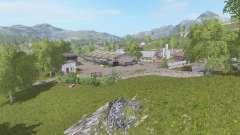 Old Slovenian Farm v2.0.0.2 for Farming Simulator 2017
