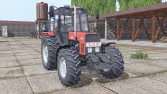 Belarus MTZ 892.2 soft-red for Farming Simulator 2017