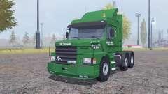 Scania T113H for Farming Simulator 2013