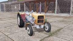 URSUS C-330 soft orange for Farming Simulator 2017