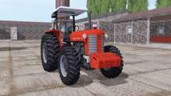 Massey Ferguson 95x bright red for Farming Simulator 2017