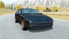 Ibishu 200BX Black Edition for BeamNG Drive