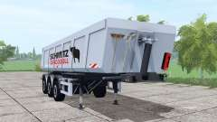 Schmitz Cargobull S.KI Heavy for Farming Simulator 2017