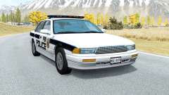 Gavril Grand Marshall FBI Police v1.5 for BeamNG Drive