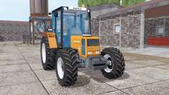 Renault 90-34 bright orange for Farming Simulator 2017