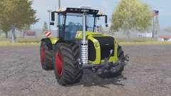 CLAAS Xerion 5000 swivel cab for Farming Simulator 2013