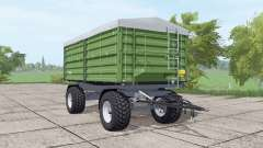 Fliegl DK 180-88 more configurations for Farming Simulator 2017