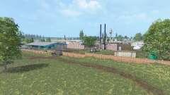 The Russian Krai for Farming Simulator 2015