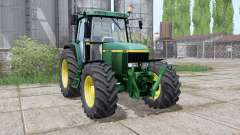 John Deere 6910 dual rear for Farming Simulator 2017