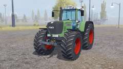 Fendt 926 Vario TMS twin wheels for Farming Simulator 2013