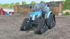 New Holland T4.75 crawler for Farming Simulator 2015
