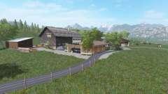 Mountains of Styria v1.4.1 for Farming Simulator 2017