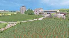 Czech Valley for Farming Simulator 2015