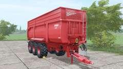 Krampe Big Body 900 more parts for Farming Simulator 2017