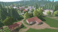 Hof Bergmann v1.0.6 for Farming Simulator 2017