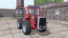 Massey Ferguson 1250 moderate red for Farming Simulator 2017