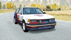 Ibishu Covet Ibishu Team for BeamNG Drive