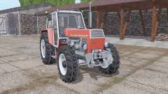 Zetor 12045 Crystal chains on wheels for Farming Simulator 2017