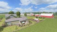 Lone Oak Farm v1.0.0.2 for Farming Simulator 2017