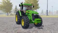 John Deere 7820 Power Quad for Farming Simulator 2013