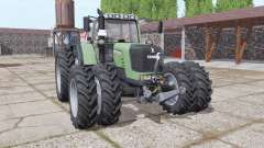 Fendt 930 Vario TMS narrow wheels for Farming Simulator 2017