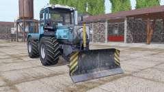 T-150K-09-25 W / blade for Farming Simulator 2017