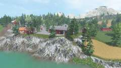 Southern Norway v1.1 for Farming Simulator 2015