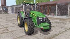 John Deere 7830 front weight for Farming Simulator 2017
