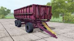 PSTB 17 dark pink for Farming Simulator 2017