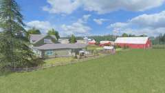 Lone Oak Farm for Farming Simulator 2017