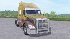 Peterbilt 579 Sleeper Cab for Farming Simulator 2017